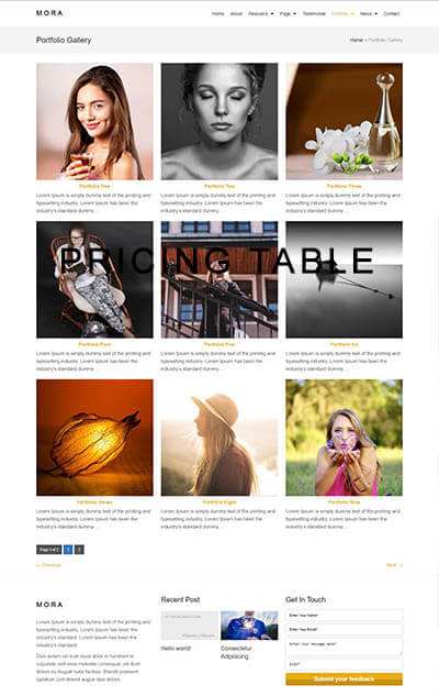 WPM Gallery WordPress Plugin