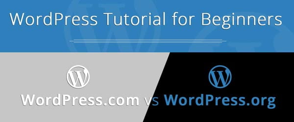 What should be the choice, WordPress.org or WordPress.com!