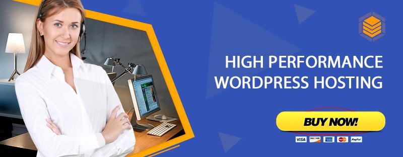 Optimized WordPress Hosting